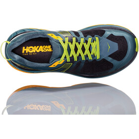 Hoka One One Stinson ATR 5 Zapatillas running Hombre, mallard green/gold fusion